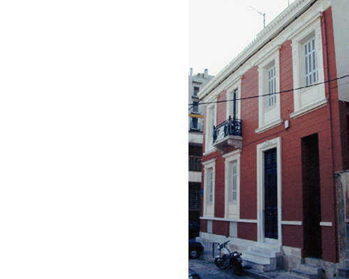 Renovation of Listed Building in Athens