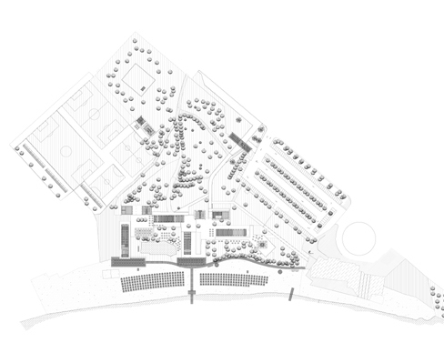 Masterplan of the A and B Public Beaches in Voula, Athens