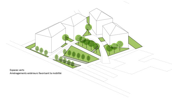 Social Housing Development