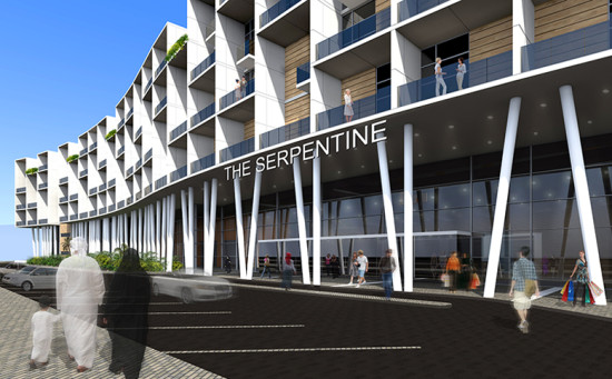 The Serpentine hotel
