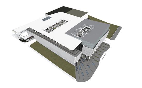 Rozet Commercial Center