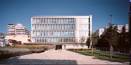 Office building in Athens